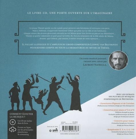 Thésée, Ariane et le Minotaure  avec 1 CD audio MP3