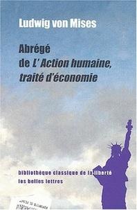 Abrégé de Laction humaine, traité déconomie.pdf