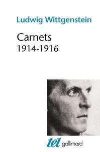 Ludwig Wittgenstein - Carnets, 1914-1916.