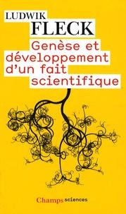 Ludwik Fleck - Genèse et développement d'un fait scientifique.