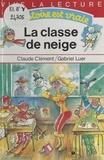Luer et  Clément - La classe de neige.