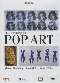 Marcel Duchamp - De Duchamp au Pop art.