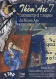 Patrick Kersalé et Christian Brassy - Instruments et musiques du Moyen Age. 2 DVD