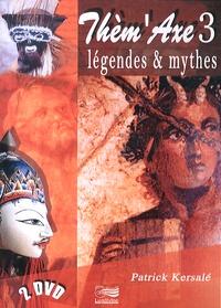 Patrick Kersalé - Légendes & Mythes. 2 DVD