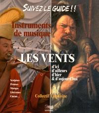 Lugdivine - Suivez le guide !! Les vents - Instruments de musique d'ici, d'ailleurs, d'hier & d'aujourd'hui. 1 CD audio