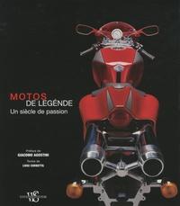 Luigi Corbetta - Motos de légende - Un siècle de passion.