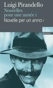 Luigi Pirandello - Novelle per un anno - Nouvelles pour une année.