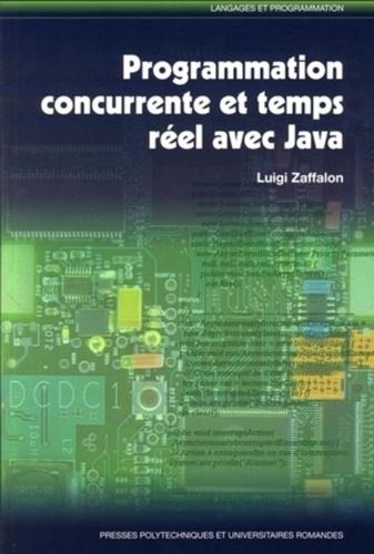 Luigi Zaffalon - Programmation concurrente et temps réel avec Java.