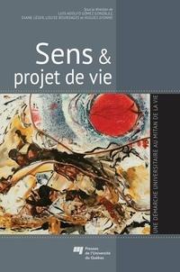 Luis Adolfo Gómez González et Diane Léger - Sens et projet de vie - Une démarche universitaire au mitan de la vie.