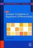 Luis Barreira - Analyse complexe et équations différentielles.