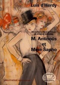 Luis d' Herdy - Mantinous et Mme Sapho.