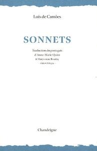 Luis de Camões - Sonnets - Edition bilingue français-portugais.
