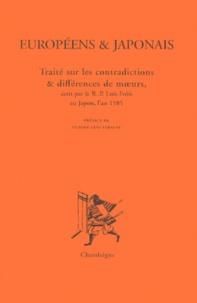 Luis Frois - Européens & Japonais - Traité sur les contradictions et différences de moeurs.