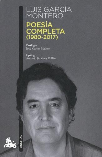 Poesia completa. (1980-2017)