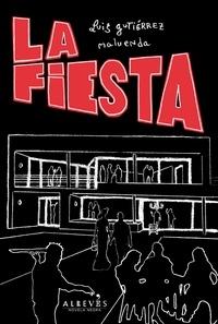 Luis Guitérrez Maluenda - La Fiesta - Novela Negra.