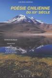 Luis Inigo-Madrigal - Poésie chilienne du XXe siècle - Edition bilingue français-espagnol.
