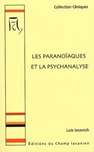 Les paranoïaques et la psychanalyse.pdf