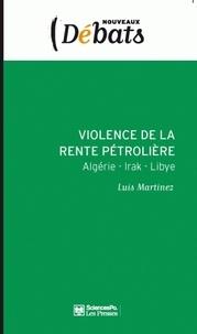 Lemememonde.fr Violence de la rente pétrolière - Algérie - Irak - Libye Image