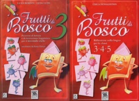 Luisa Bordin et Leda Luise - Frutti di bosco 3 - 2 volumes.
