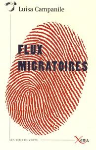 Luisa Campanile - Flux migratoires.