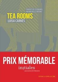 Luisa Carnés - Tea Rooms - Femmes ouvrières.