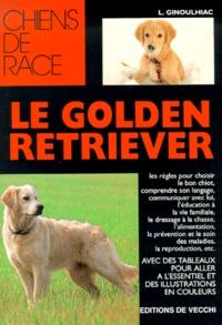 Luisa Ginoulhiac - Le Golden retriever.