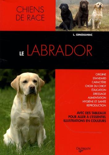 Luisa Ginoulhiac - Le labrador.