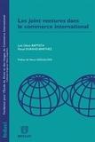 Luiz Olavo Baptista et Pascal Durand-Barthez - Les joint ventures dans le commerce international.
