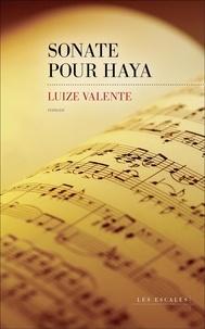 Téléchargements gratuits pour kindle books en ligne Sonate pour Haya