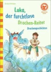 Luka, der furchtlose Drachen-Reiter. Drachengeschichten.