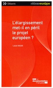 Lukas Macek - L'élargissement met-il en péril le projet européen ?.