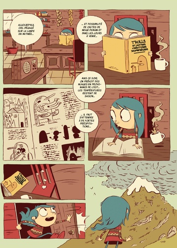 Hilda Tome 1 Hilda et le troll