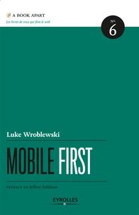 Luke Wroblewski - Mobile first.