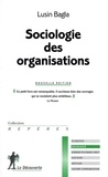 Lusin Bagla-Gökalp - Sociologie des organisations.
