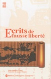 Luxun - Ecrits de fausse liberté.