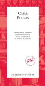 Luz Maria Garcia - Omar Porras.