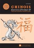 Lyan Sarfis - Chinois : exercices d'écriture 2 - Les 500 caractères courants en plus.