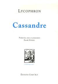 Lycophron - Cassandre.