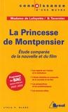 Lydia Blanc - La princesse de Montpensier - Madame de Lafayette, Bertrand Tavernier. Etude comparée du roman et du film.