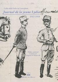 Lydia Della Faille de Leverghem - Journal de la jeune Lydia della Faille de Leverghem (1913-1914).