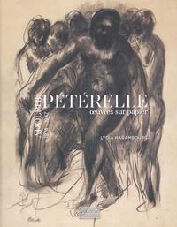 Lydia Harambourg - Adolphe Pétérelle (1874-1947) - Oeuvres sur papier.