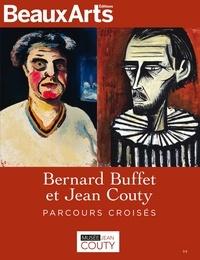 Lydia Harambourg et Clotilde Scordia - Bernard Buffet et Jean Couty - Parcours croisés.
