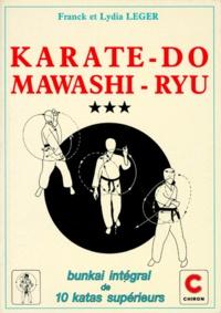 Histoiresdenlire.be MAWASHI-RYU KARATE-DO. - Tome 3, Bunkai, sens des gestes et exécution détaillée des Kata Supérieurs Shotokan Image