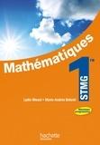 Lydia Misset et Marie-Andrée Belarbi - Mathématiques 1er STMG.
