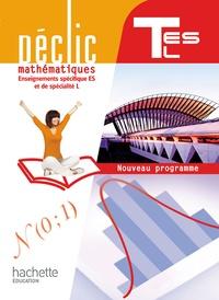 Lydia Misset et Michèle Le Bras - Mathématiques Term ES, L Enseignements spécifique et de spécialité.