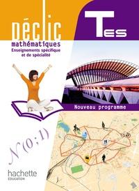 Goodtastepolice.fr Mathématiques, Tle ES, Déclic - Nouveau programme 2012 Image