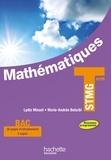 Lydia Misset et Marie-Andrée Belarbi - Mathématiques Tle STMG.
