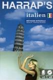 Lydia Vellacio et Maurice Elston - Harrap's italien - Méthode intégrale. 2 CD audio