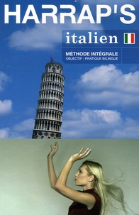Deedr.fr Harrap's Italien - Méthode intégrale Image