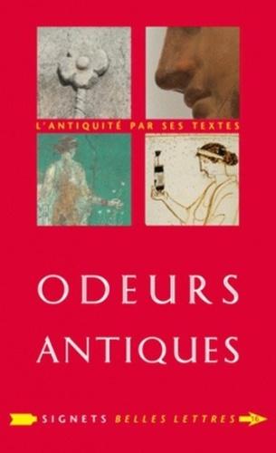 Odeurs antiques